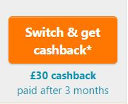 Switch Energy Suplliers and Get Cashback