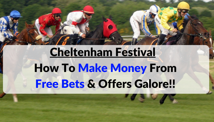 Matched Betting Cheltenham