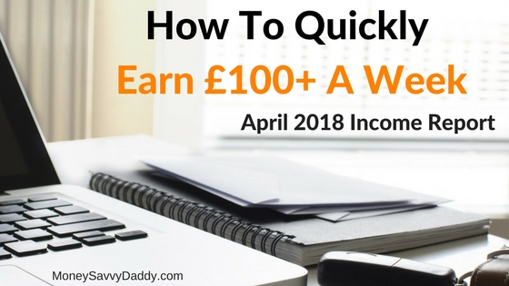 Quickly Earn £100+ A Week