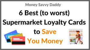 Best Supermarket Loyalty Cards