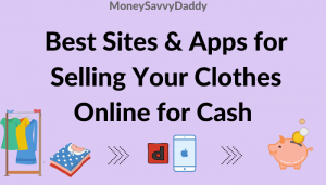 Sell Clothes For Cash Online