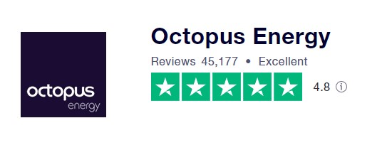 Octopus Energy Trustpilot Reviews