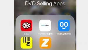 Sell DVDs Online