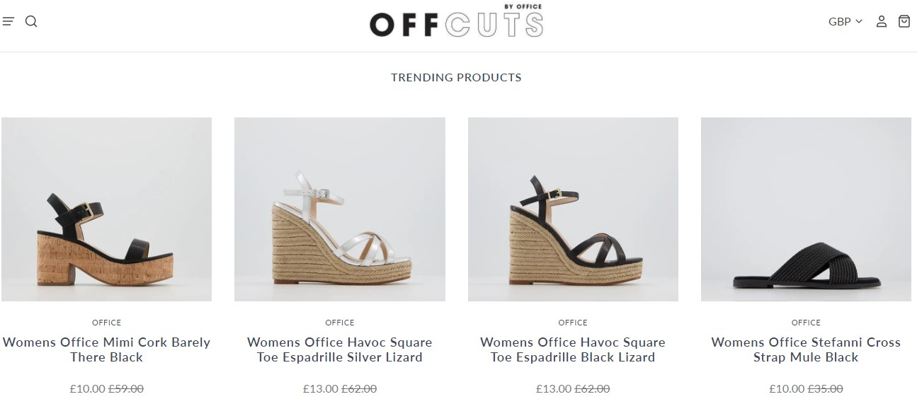 Office Offcuts