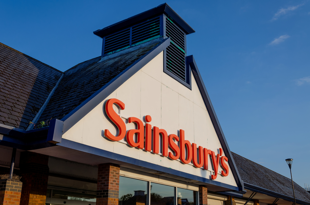 Sainsbury's Nectar Double Up Points Event